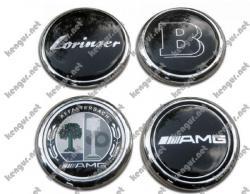 Эмблема на багажник (AMG, Lorinser, BRABUS)