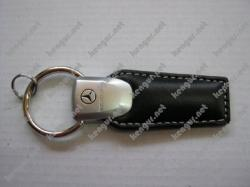 Брелок кожаный Mercedes
