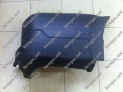 Клык заднего бампера Mitsubishi Pajero Wagon IV 6410B017WB 6410B018WB
