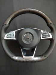 Карбоновый руль Mercedes Benz C117 AMG CLA Class