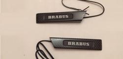 Карбоновые карандаши в обвес новый стиль BRABUS с подсветкой