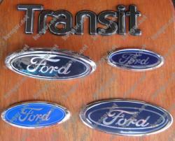Значки эмблемы на Ford