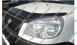Дефлектор капота, мухобойка Fiat Doblo