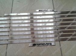 Вставки в молдинги AMG Mercedes G-class W463 (металл) А4636982962