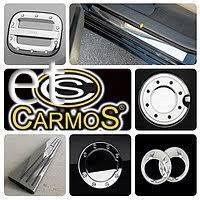 Хром накладки на пороги (Carmos) BMW 5 E39 1995-2003