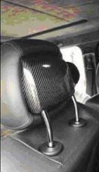 Карбоновый корпус подголовника Mercedes-Benz G-Class W463