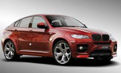 Боковые пороги BMW X6 E71 под оригинал BM0X608-4A0-N