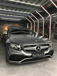 Обвес E63 AMG на Mercedes-Benz E-class W213