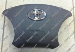 Заглушка в руль Toyota Land Cruiser 100