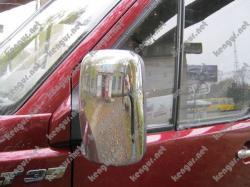 Хром Накладки на зеркала Volkswagen LT (Abs хром.)