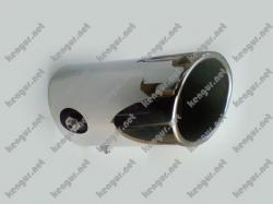Насадка на выхлопную трубу Toyota Prado120