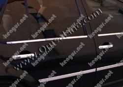 Наружняя окантовка стекол Volkswagen Golf V (нерж.) 4 шт.