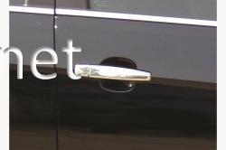 Накладки на ручки (Carmos) Chevrolet Aveo 2006-…