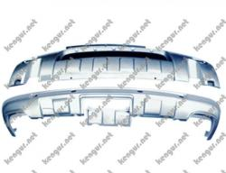 Накладки переднего и заднего бампера Skid Plate Volkswagen Touareg 2008