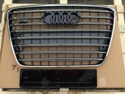 Решетка радиатора D-4 W12 (с Night Vision) на Audi A8 2011-2014