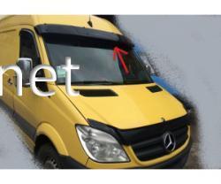 Козырек над лобовым стеклом VW Crafter 2006-2016