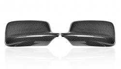 Карбоновые накладки на зеркала BMW E46