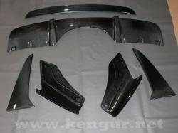 Карбоновый обвес BMW X5 F15 M Sport