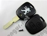 Корпус ключа Peugeot Partner (1102)