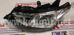 Mitsubishi Outlander XL (2013-...) Фара передняя левая (без ксенона) LW-MB1-4-001
