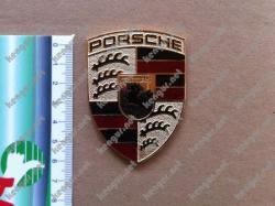 Эмблема передняя Porshe