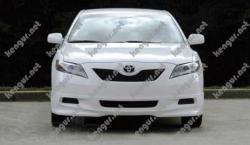 Юбка переднего бампера Toyota Camry