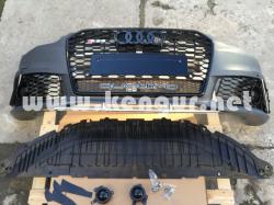 Передний бампер Audi A6 стиль RS6 Quattro (2014-2016) 4G0807065APGRU