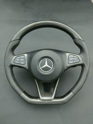 Руль карбоновый AMG Mercedes Benz CLA Class C117