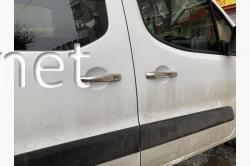 Накладки на ручки (Omsa Line) Citroen Berlingo 2008-2018