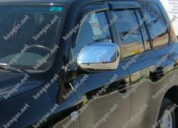 Дефлекторы дверей, ветровики Toyota Land Cruiser 200