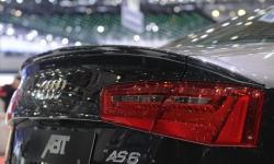 Спойлер Audi A6 C7 стиль ABT
