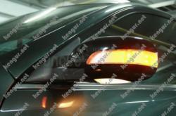 Накладки на зеркала Toyota Camry с повторителями поворотов 156337