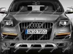 Бампер передний Audi Q7 2012 (голый)