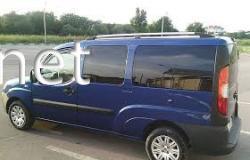 Рейлинги Fiat Doblo 2000-2005 (длинная база)