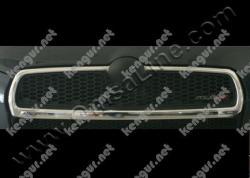 Хром накладка на решетку радиатора (нерж.) 1 шт.