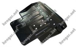Защита двигателя Renault Master (металлическая)