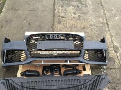 Передний бампер  RS7 на Audi A7 (2012-2015) 4G8807065M GRU, 4G8807065L GRU