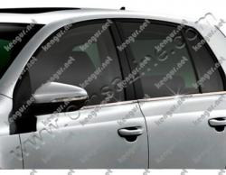 Хром нижний молдинг стекол Volkswagen Golf VI 4 шт