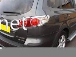 Накладки на стопы Hyundai Santa Fe 2006-…