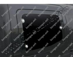 Vent Glass Button Frame