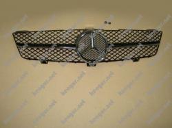 Решетка радиатора Mercedes Benz CLS Class W219 (2008-2010)