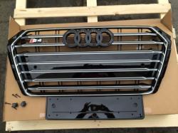 Решетка радиатора Audi A4 в стиле S4 2014-