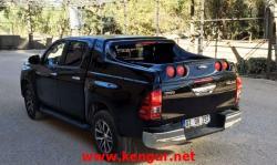 Крышка кузова Toyota Hilux 2015-... (с фонарями)