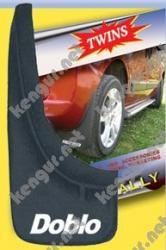 Брызговики задние Fiat Doblo 2005-2010