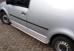 Пороги боковые (площадка С2) Volkswagen Caddy