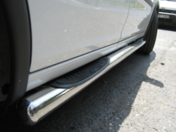 Пороги Трубы на Daihatsu Terios (c 2006---)