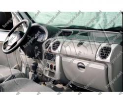 Декоративные накладки салона Renault Kangoo #583706