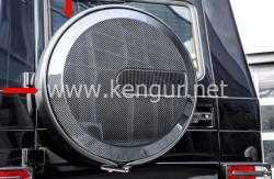 Карбоновое запасное кольцо для шин Mercedes-Benz G-Class W463