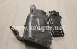 Защита двигателя левая Renault Logan 2 (2013-...)  638312139R
