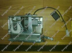 Механизм автоматического открывания роздвижных дверей #425886